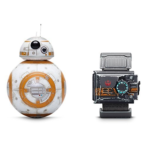 Sphero Battle-Worn Bb-8 Droid with Force Band & Collector's Edition Black Tin by Star Wars by Sphero (Image #4)