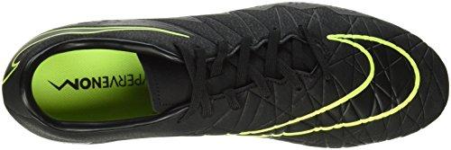 Nike Men's Hypervenom Phelon Ii Fg Football Boots Black (Black/Black) Qq3ecOOC3n