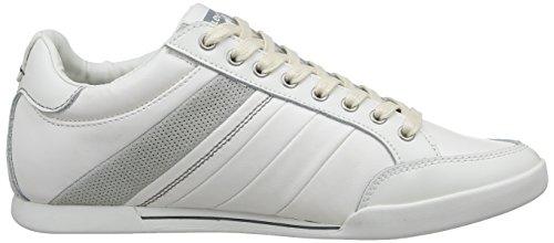 Levi's Turlock Refresh - Zapatillas de Deporte de cuero hombre Blanco - Blanc (50)