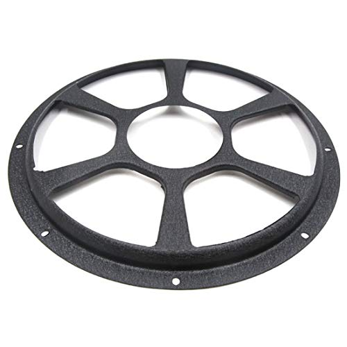 AUTUT Car 12 Inch Dia Iron Audio Speaker Subwoofer Grill Protective Cover