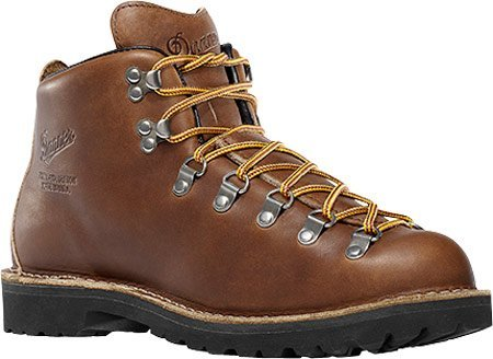 Danner Men's Mountain Light Timber,Brown Leather,US 6.5 2E