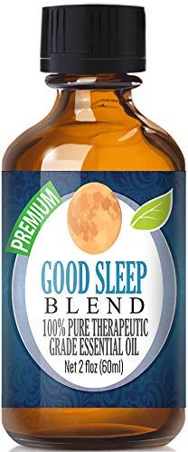 Amazon Com Good Sleep Essential Oil 100 Pure Best Therapeutic