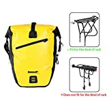 Rhinowalk Bike Bag Waterproof Bike Pannier Bag
