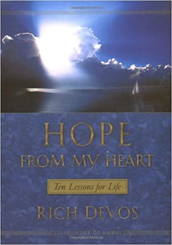 Hope from my heart ten lessons for life rich devos 0023755057075 hope from my heart ten lessons for life rich devos 0023755057075 amazon books fandeluxe Gallery