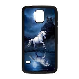 Unique Phone Case Pattern 17Unicorn Pattern- For Samsung Galaxy S5