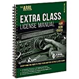 The ARRL Extra Class License Manual 12th Edition For Ham Radio Spiral Bound
