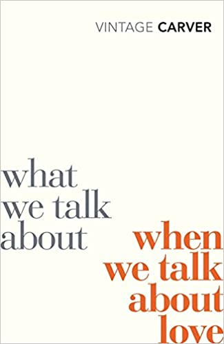 amazon what we talk about when we talk about love vintage