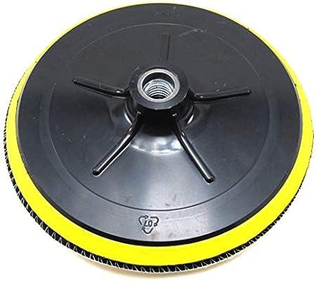 M14 Universal Drill Car Metal Stone Polishing Sponge Backing Buffing Plate Pad