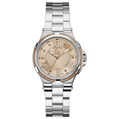Guess Gc Collection Women's Watch Y34007l3