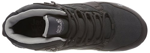 Jack 6350 High Phantom Rise Wolfskin Mid Texapore Shoes Activate Women's W Hiking Black rrBxO7q