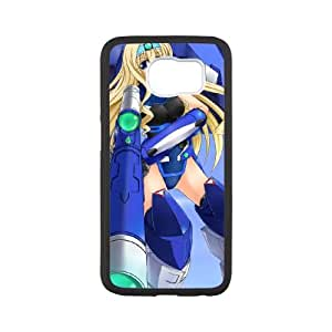Samsung Galaxy S6 Cell Phone Case White Infinite Stratos SJ9470038