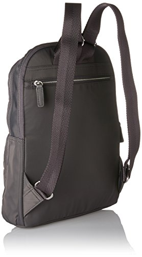Bogner Aurum Backpack Zaino 36 cm Grigio (Nickel)