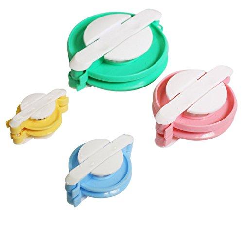 [해외]Dofover 4 크기 Pompom 메이커 Fluff 볼 보 울 위버 바늘 공예 편 직 양모 도구 키트 DIY/Dofover 4 Size Pompom Maker For Fluff Ball Bobble Weaver Ne
