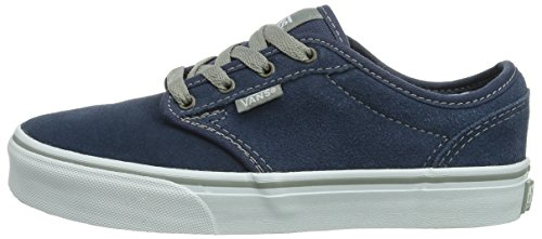 Sneaker Pacific blau Collo Bambini Atwood Pacific F1w Y suede A Vans Blu Unisex suede Basso qwISxT
