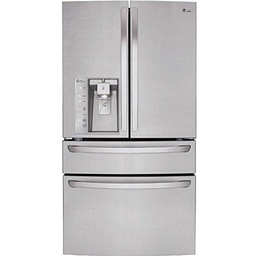 LG LMXS30746S Refrigerator Stainless Steel