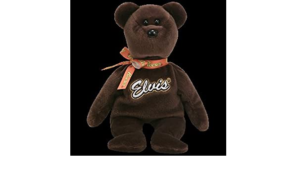 485743a4e52 Amazon.com  TY Beanie Baby - COCO PRESLEY the Bear (Brown Version -  Walgreen s Exclusive)  Toys   Games