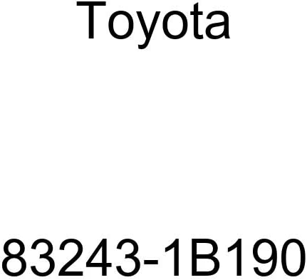 Toyota 83243-1B190 Fuel Receiver Gauge Sub Assembly