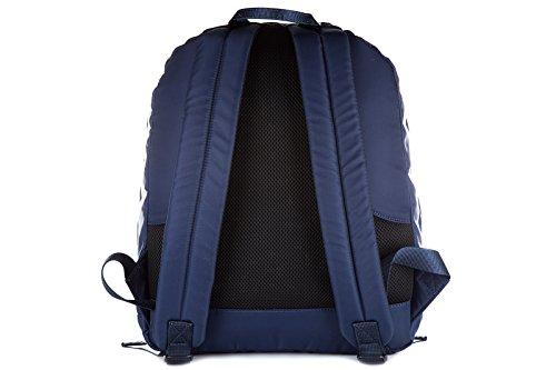 Armani Jeans sac à dos homme en Nylon blu