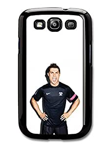 AMAF ? Accessories Cristiano Ronaldo Nike Real Madrid Football case for Samsung Galaxy S3