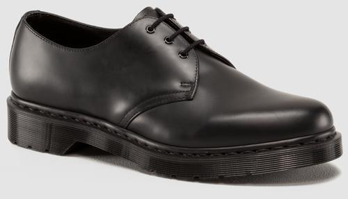 Dr Martens 1461 Shoe - Black - 13 F(M) UK