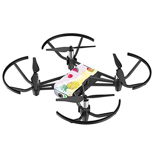 MightySkins Skin for DJI Ryze Tello Drone - Fruit Water | Protective, Durable, and Unique Vinyl Decal wrap Cover | Easy to Apply, Remove, and Change Styles | Made in The USA