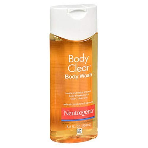 Neutrogena Body Clear Body Wash 8.5oz (3 Pack)