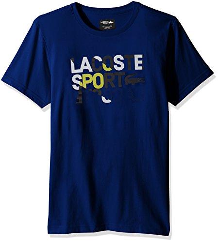 Lacoste-Mens-Lacoste-Sport-Graphic-T