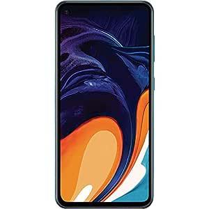 Samsung Galaxy A60 Dual SIM 128GB ROM 6GB RAM 4G LTE, Color SEA WATER BLUE