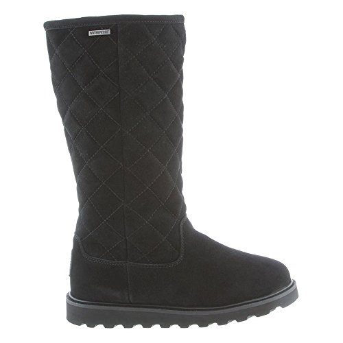 Kimella Bearpaw Ii Black Snow Women's Waterproof Boots 7qqrd4