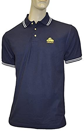 f982aa869d4 Bruntwood Embroidered Logo Premium Tipped Polo Shirt  Amazon.co.uk ...