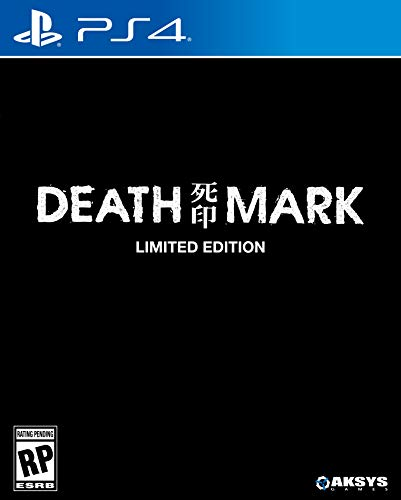 Death Mark Limited Edition - PlayStation 4