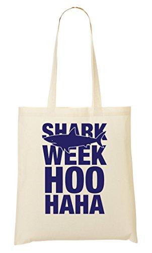 Shark Week Hoo Haha handbag Shopping Bag