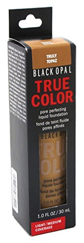 - Black Opal True Color Liquid Foundation Truly Topaz 1 Ounce (29ml) (2 Pack)