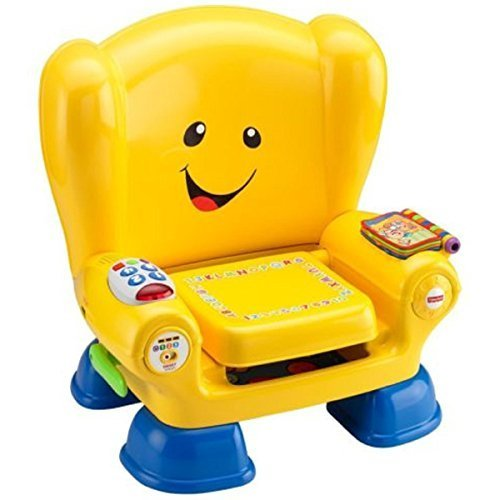 Laugh and Learn Over 50 sing-along songs, tunes and phrases Smart Stages Technology Chair Kid Toy