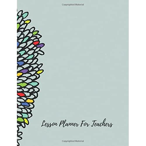 teacher planners and lesson planner amazon com