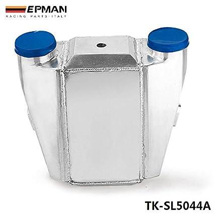 Amazon.com: EPMAN Universal Aluminum Water To Air Turbo Intercooler FMIC 13.3