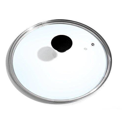 12 inch glass lid - 3