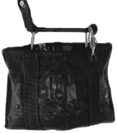 CM 2470 Fabric Chain Bag, 7