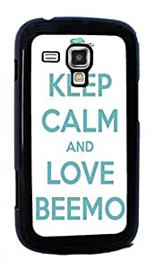 Beemo Adventure Time Hard Case for Samsung Galaxy S Duos S7562 ( Sugar Skull ) by ruishername