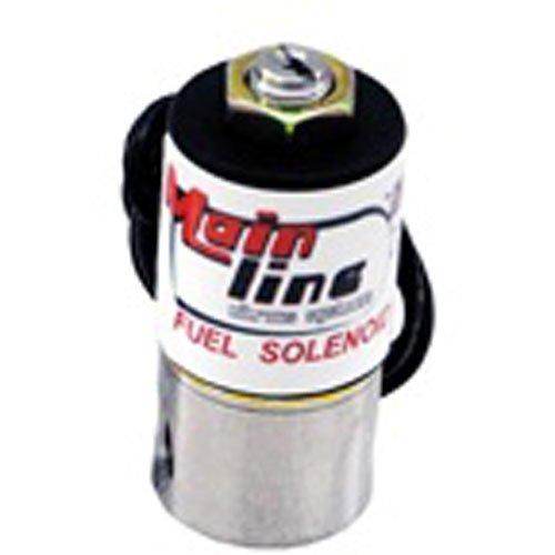 Gasoline Solenoid - Nitrous Express MAINLINEFUEL Mainline Gasoline Solenoid
