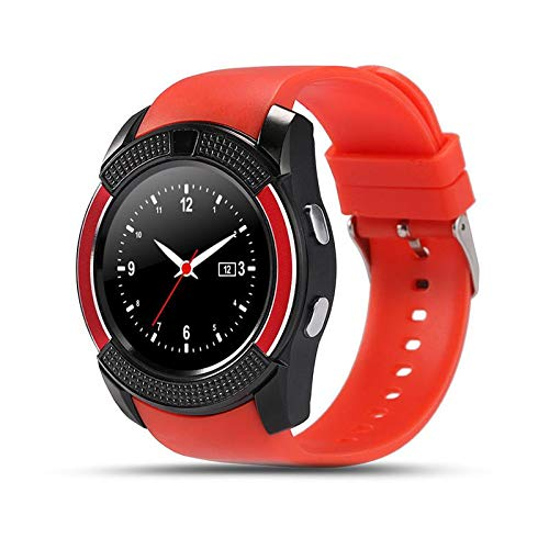 Amazon.com: FAIYIWO V8 Smart Watch Fitness Tracker Sleep ...