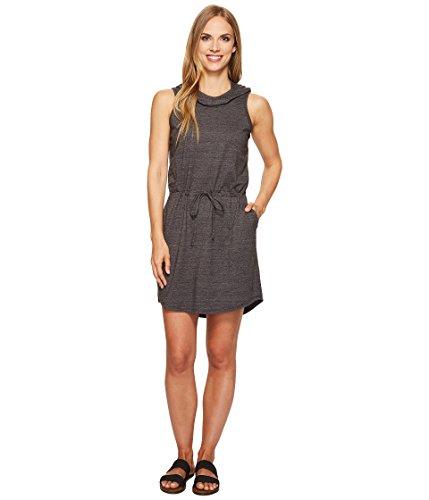 少ない終わらせる狂った[ノースフェイス] The North Face レディース Tri-Blend Dress ドレス TNF Black Heather LG [並行輸入品]