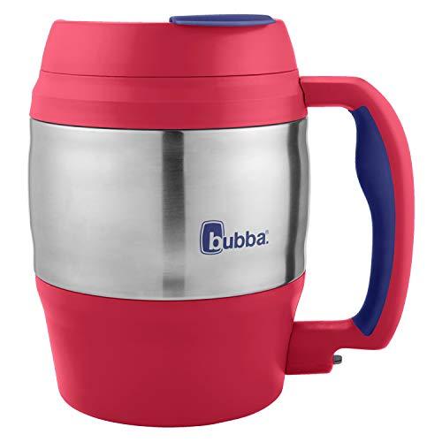 bubba 2047990 Classic Foam-Insulated Desk Mug, 52 oz, Luau -