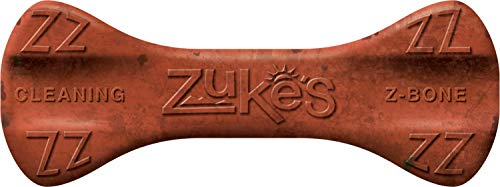 Zuke's Z-Bone Dog Dental Chew with Carrots, Large, 6 Count, 4 Pack by Zuke's (Image #4)
