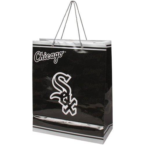 MLB Chicago White Sox Gift Bag, Large (Gift Bag Sox)