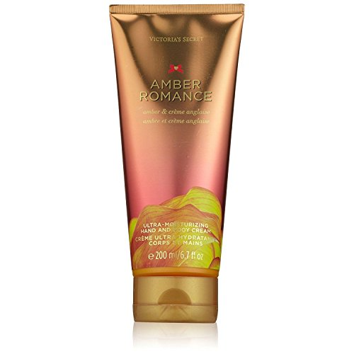 Amber Cream - Victoria's Secret Hand & Body Cream, Amber Romance, 6.7 Ounce
