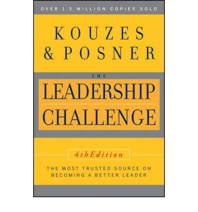 TheLeadership Challenge by Posner, Barry Z. ( Author ) ON Aug-15-2008, Paperback