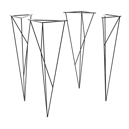 UMBUZÖ Steel Spider Web Hairpin Legs (Set of 4)
