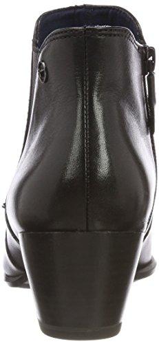 Noir black 25353 Botines Tamaris 001 Femme xS0TWB