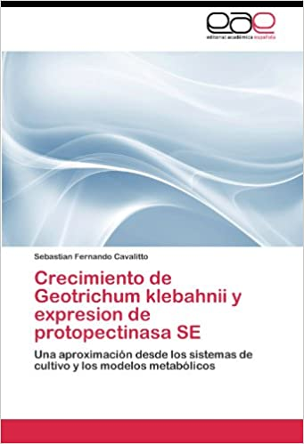 Crecimiento de Geotrichum klebahnii y expresion de ...